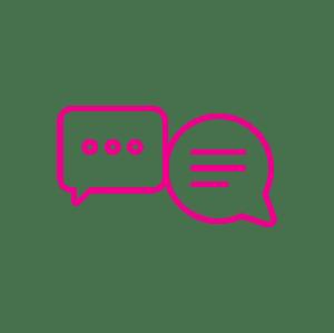 Establece modelos de conversación