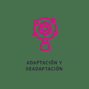 Adaptación y readaptación