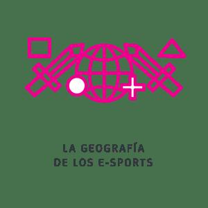 La geografía de los E-Sports