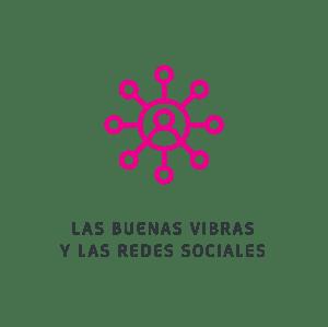 Las buenas vibras y las redes sociales